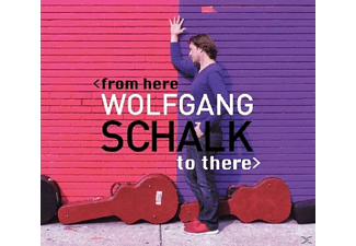 Wolfgang Schalk - From Here To There [LP + Download]