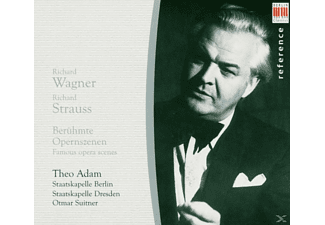 Sb, Suitner, Theo Adam - Opernszenen - (CD)