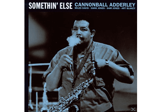 Julian Cannonball Adderley - Something Else Complete Originalal - (CD)