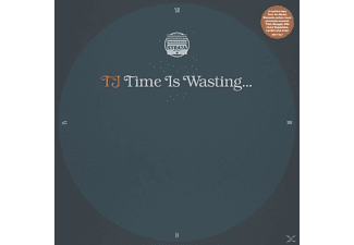T.J. - Time Is Wasting - (Vinyl)