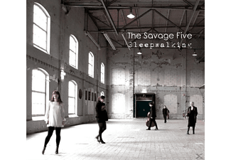 The Savage Five - Sleepwalking [CD]