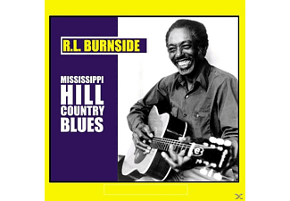 R.L. Burnside - Mississippi Hill Country Blues [Vinyl]