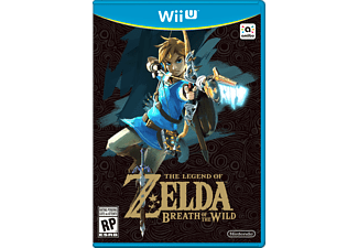 The Legend of Zelda: Breath of the Wild Wii U