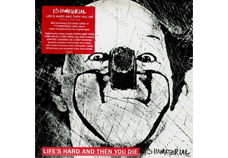 Its Immaterial - Life Is Hard And Than You Die - (CD)