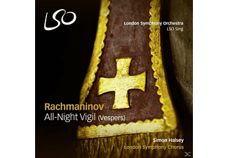 Simon/LSO u.Chor Halsey - All-Night Vigil - (SACD Hybrid)