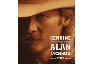 Alan Jackson - Genuine: The Alan Jackson Story [CD]