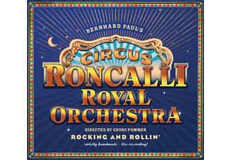 - ROCKING AND..(CIRCUS RONCALLI ROYAL ORCHESTRA PRES - ()