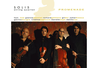 Solis String Quartet - Promenade [CD]