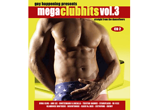 - GAY HAPPENING PRESENTS MEGA CLUBHITS 3 - ()