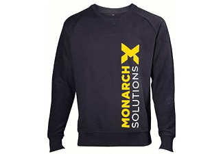 Quantum Break Pullover -XXL- Monarch Solutions
