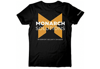 Quantum Break T-Shirt -L- Monarch Solutions, schwarz