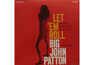 """big"" John Patton - Let 'em Roll [Vinyl]"