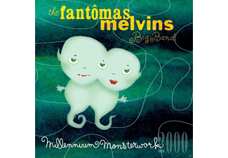 Fantomasmelvins Big Band, The Fantômas Melvins Big Band - Millenium Monsterwork - (CD)