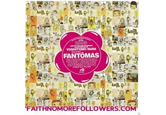 Fantomas - Suspended Animation [CD]