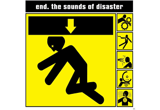The End - Sounds Of Disaster - (CD)