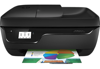 HP OFFICEJET 3831, 4-in-1 Multifunktionsdrucker, Schwarz