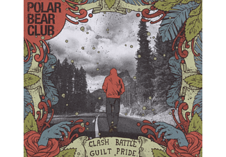 Polar Bear Club - Clash Battle Guilt Pride - (CD)