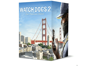 Watch Dogs 2 (San Francisco Edition) [PlayStation 4]