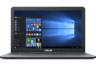 ASUS R540LA-DM740T, Notebook mit 15.6 Zoll Display, Core™ i3 Prozessor, 8 GB RAM, 1 TB HDD, Intel® HD-Grafik, Silver Gradient
