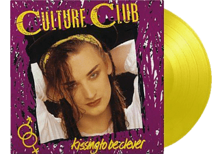 Culture Club - Kissing To Be Clever - (Vinyl)