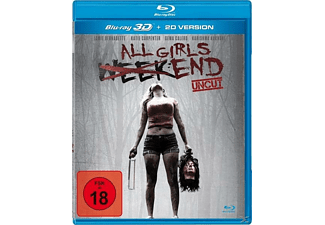 All Girls Weekend - (3D Blu-ray (+2D))