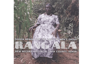 Nengo,Ogoya/Dodo Women's Group,The - New Recordings From Siaya County, Kenya - (Vinyl)