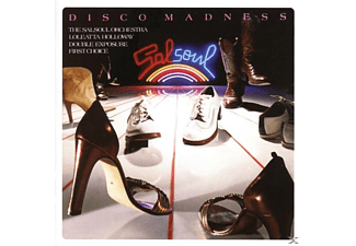 VARIOUS - Disco Madness (Remastered & Expanded Edition) [CD]