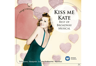 Kiri Te Kanawa, Thomas Hampson, London Sinfonietta - Kiss Me,Kate-Best Of Broadway Musical - (CD)
