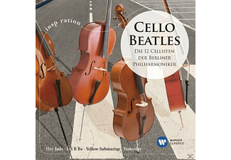 Die 12 Cellisten Der Berliner Philharmoniker - Cello Beatles - (CD)