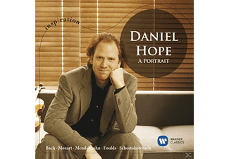 Daniel Hope - Daniel Hope-A Portrait - (CD)