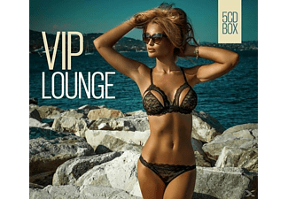 VARIOUS - VIP Lounge [CD]
