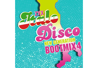 VARIOUS - ZYX Italo Disco New Generation Boot Mix 4 [CD]