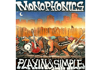 Monophonics - Playin & Simple [CD]