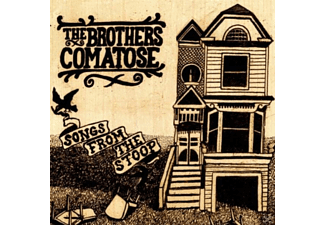 The Brothers Comatose - Songs From The Stoop - (CD)