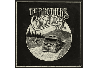 The Brothers Comatose - Respect The Van - (CD)