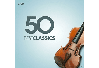 Various - 50 Best Classics [CD]