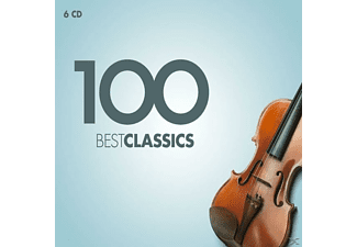 VARIOUS - 100 Best Classics - (CD)
