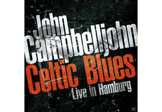 John Campbelljohn - Celtic Blues-Live In Hamburg - (CD)