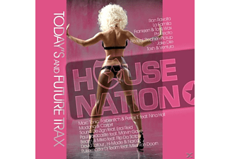 VARIOUS - House Nation (Today's & Future Trax) - (CD)