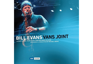 EVANS,BILL AND D.WECKL,M.EGAN,AND WDR BIGBAND - Vans Joint - (CD)