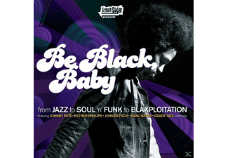 VARIOUS - Be Black Baby - (Vinyl)