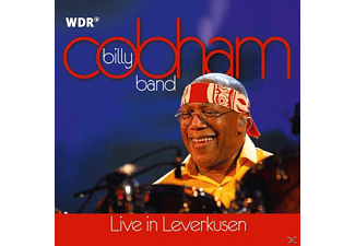 Billy Band Cobham - Live In Leverkusen - (CD)