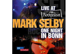 Mark Selby - Live At Rockpalast-One Night In Bonn - (CD)