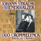 Duo Crommelynck - Wienerwalzer (CD) jetztbilligerkaufen
