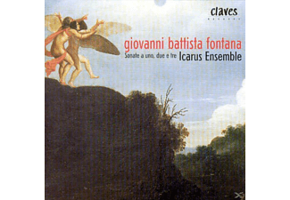 Icarus Ensemble - Sonate a 1-3 violini e BC - (CD)