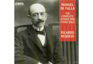 Ricardo Requejo - The Complete Works For Piano - (CD)