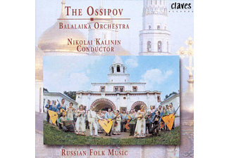 The Ossipov Bakakaika Orchestra - Russian Folk Music Vol.2 - (CD)