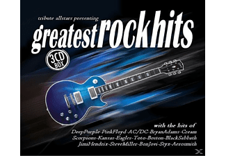 Tribute Allstar Bs - Greatest Rock Hits - (CD)