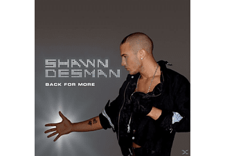 Shawn Desman - Back For More [CD]
