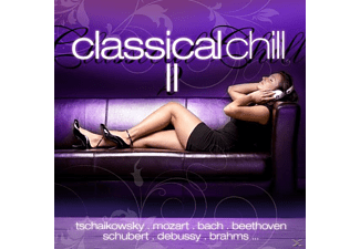 VARIOUS - Classical Chill Ii - (CD)